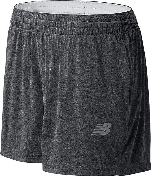 eb40cead3f7bd Amazon.com : New Balance Women's 4 Inch Tech Short : Clothing