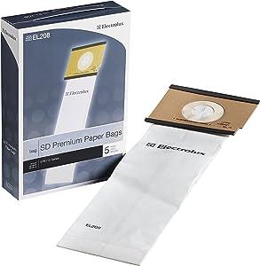 Genuine Electrolux SD Premium Paper Bag EL208 - 5 bags