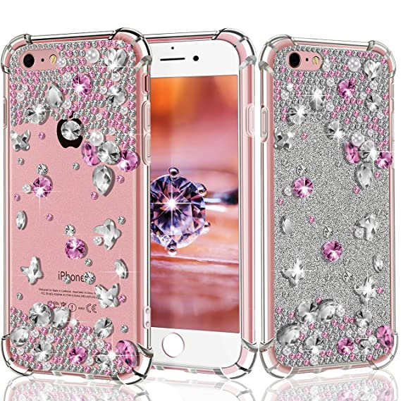 Amazoncom Iphone 6s Plus Clear Caseiphone 6s Plus Casestarme