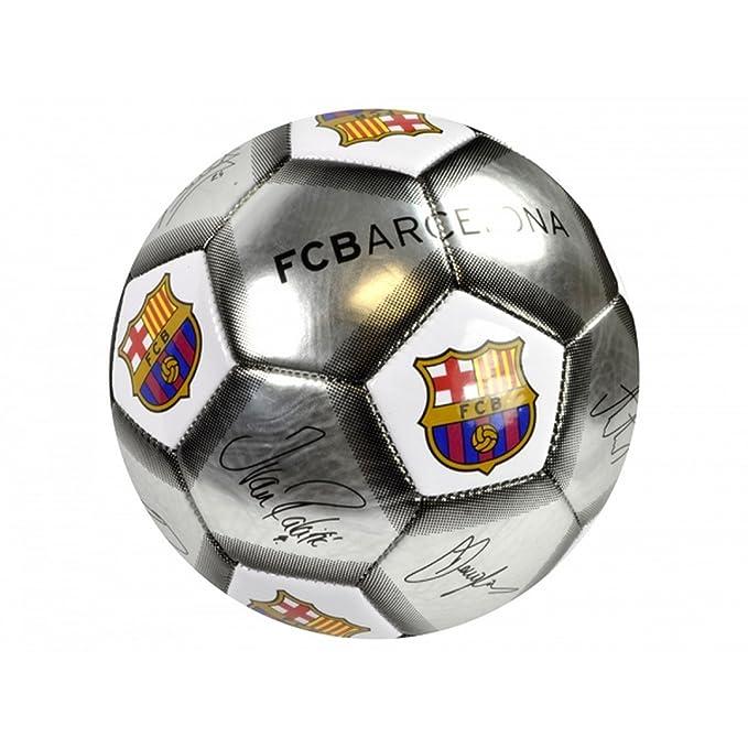 FCB FC Barcelona - Balón de fútbol oficial de FC Barcelona (Talla ...