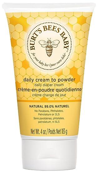 Burt\'s Bees Baby Bee Cream To Powder 113 g: Amazon.co.uk: Beauty