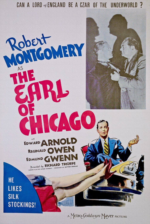 Amazon|The Earl of Chicago、...