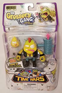 Grossery Gang The Time Wars Action Figure - Potato Punk