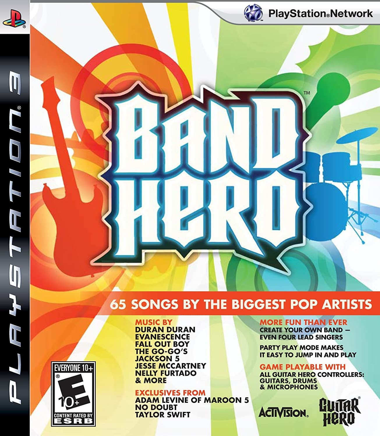 Amazon Band Hero Featuring Taylor Swift Stand Alone Software