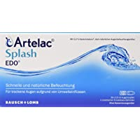 Artelac Splash Augentropfen EDO, 30 St.
