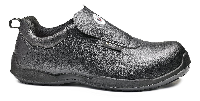 Base BO696N FIC schwarz S2 SRC Unisex    Rekord-rutschfeste Sicherheit Slip Schuh  325ac5