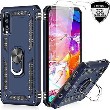 LeYi Funda Samsung Galaxy A50 / A30S / A50S con [2-Unidades ...