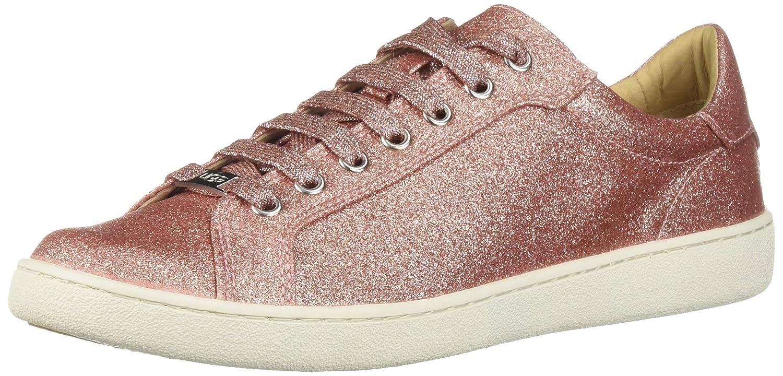 UGG Women's W Milo Glitter Sneaker Pink