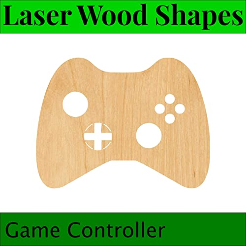Unfinished Fist Laser Cut Out Wood Shape Craft Supply