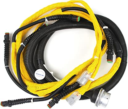 Amazon.com: Engine Injection Wiring Harness 6156-81-9211 - SINOCMP Engine  Fuel Injector Wiring Harness for Komatsu Excavator PC400-7 WA470-5 WA480-5  Excavator Parts, 3 Month Warranty: AutomotiveAmazon.com