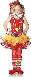 Leg Avenue Childrenu0027s Circus Clown Costume  sc 1 st  Amazon.com & Amazon.com: California Costumes Rainbow Clown Costume One Color 4 ...