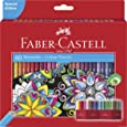 Faber-Castell Vibrant Classic Colour Pencils Box of 60, (16-111260)