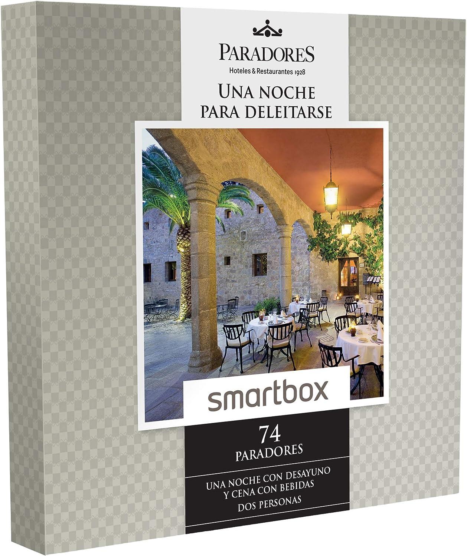 Smartbox Paradores: Una Noche para deleitarse Caja Regalo, Adultos Unisex