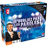 Dujardin - 58010 - Jeu d'ambiance - TV - N'oubliez pas Les Paroles