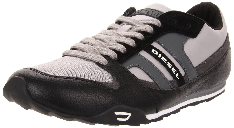 Diesel Zapatillas Long Term Negro/Gris 41: Amazon.es: Zapatos y complementos