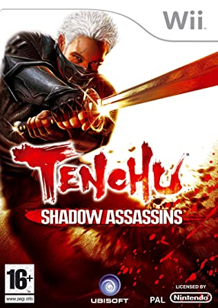Tenchu Shadow Assassins (Wii) [Importación inglesa]: Amazon ...