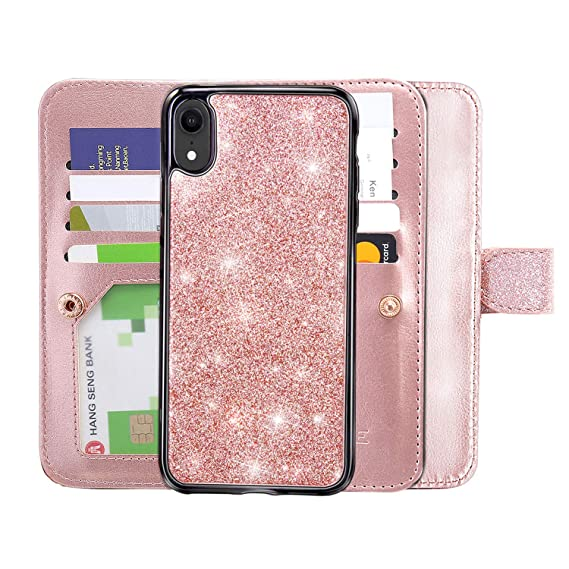 iphone xs max card case pink