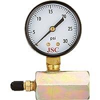 Jones Stephens G64-030 30-Pound Gas Test Gauge Assembly