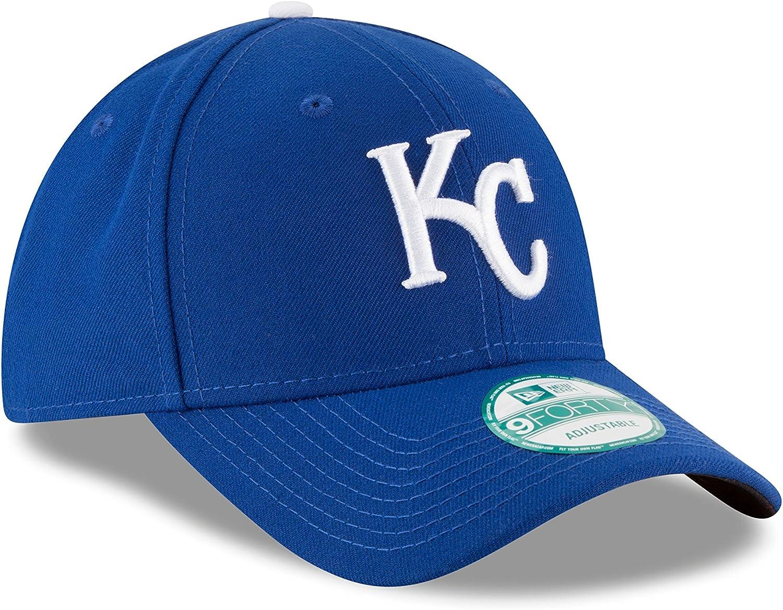 New Era The League Kansas City Royals Gm Gorra, Hombre, Azul (Azul ...