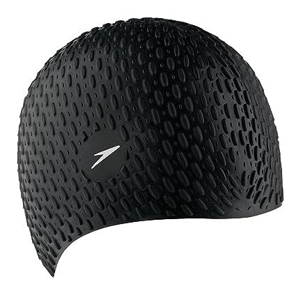 2bd56edd5c0 Amazon.com   Speedo Silicone  Bubble  Swim Cap