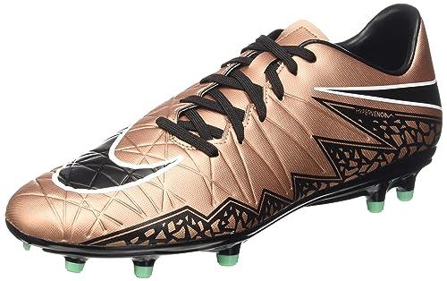 Nike Hypervenom Phelon II FG, Botas de fútbol para Hombre: Amazon.es: Zapatos y complementos