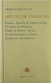 Poesía II (Obra completa): Amazon.es: Miguel Unamuno De: Libros