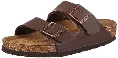 53e890e0fe76 Birkenstock Women s BIRK-451161 Arizona Soft Footed Sandal