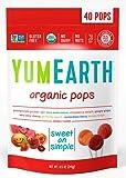 YumEarth Organic Natural Lollipops, 8.5 Ounce Bag