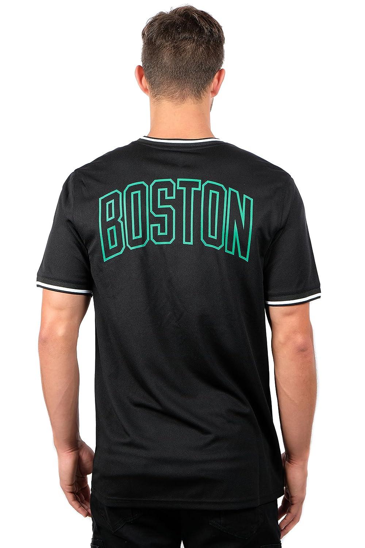fd99d8a8b387 Amazon.com   UNK NBA Men s Jersey T-Shirt V-Neck Mesh Short Sleeve Tee Shirt