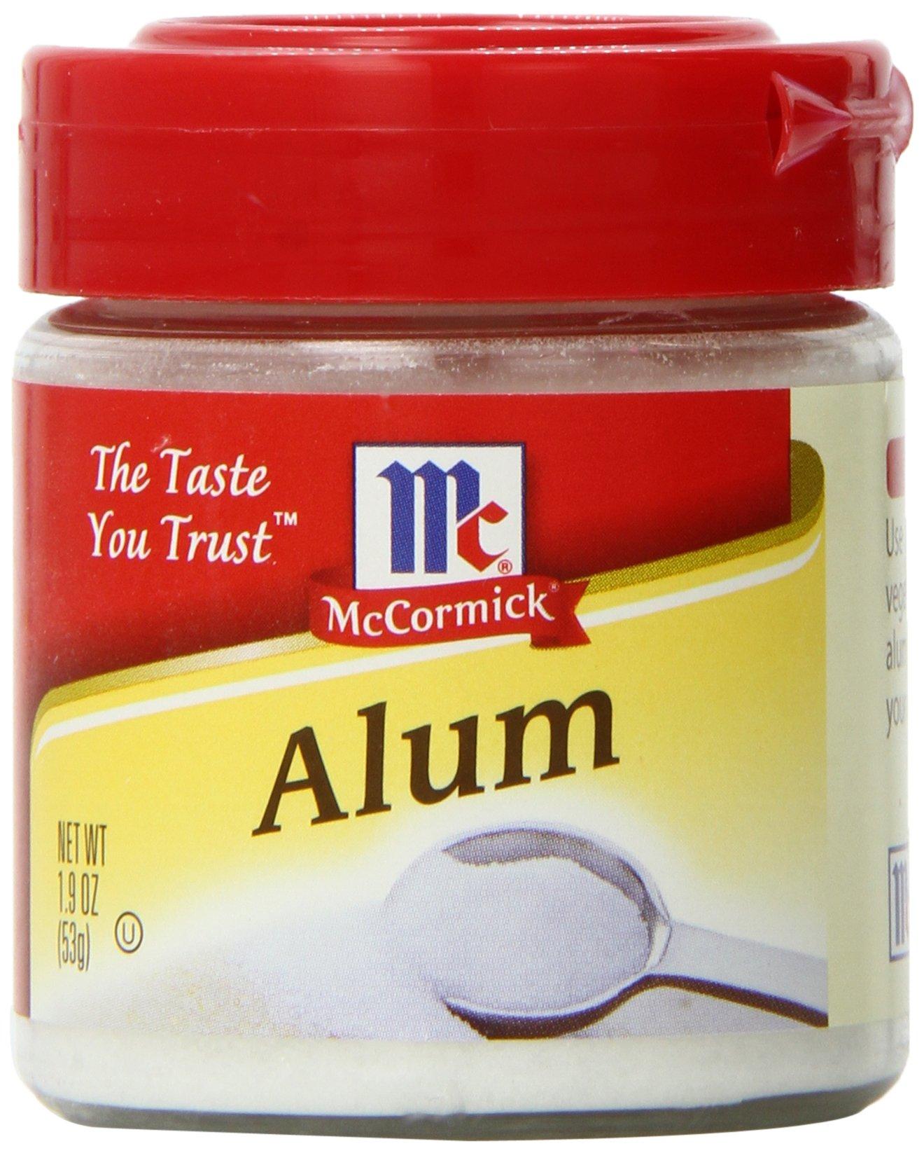 McCormick Alum, 1.9 Ounce