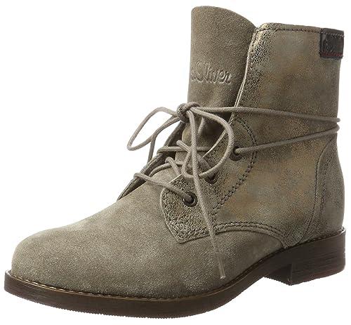 Zapatos marrones s.Oliver infantiles aJ8p6