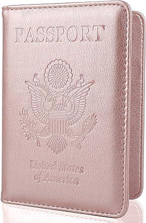Passport Holder case cover travel gift Children Boys Girls kids TV Character