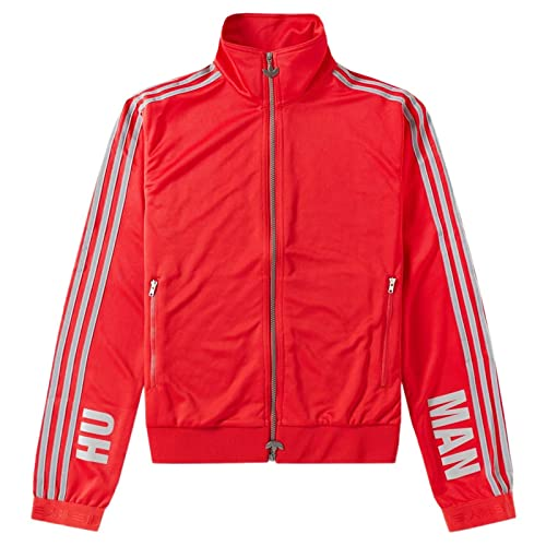 3eacb36f6dfca adidas X Pharrell Williams Human Race Track Top Mens Jacket  Amazon.co.uk   Shoes   Bags