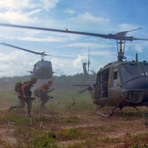 (Name That Vietnam War Thing)