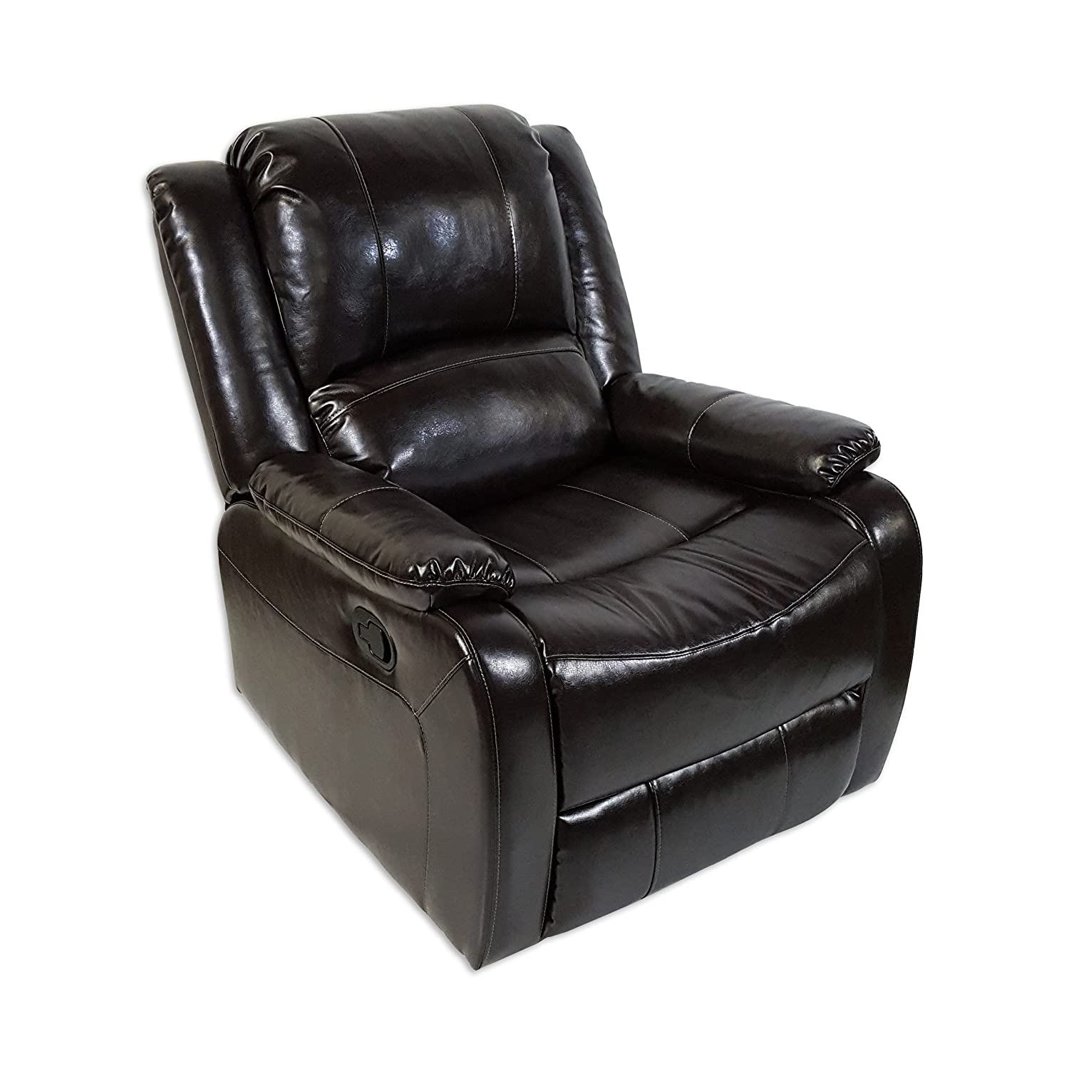 "Amazon RecPro Charles 30"" RV SGR Swivel Glider Recliner Chair"