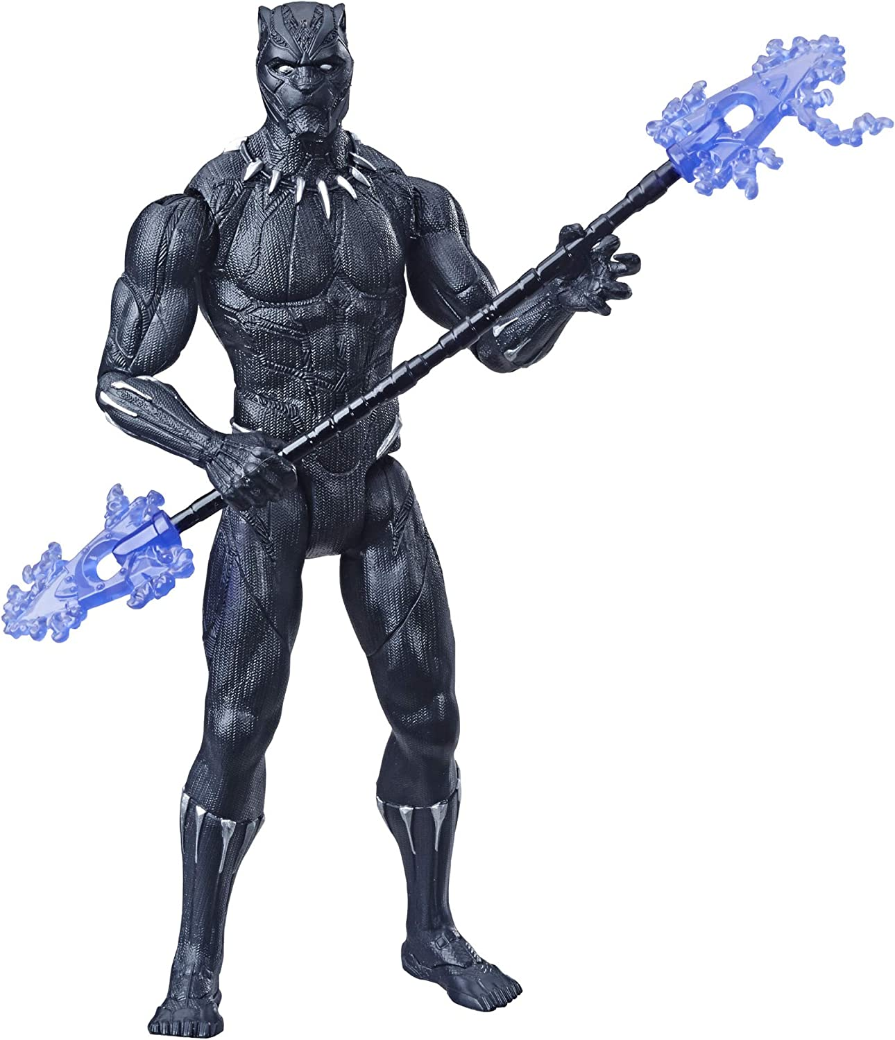 Avengers 6In Movie Black Panther, Multicolor (Hasbro E3931ES0)
