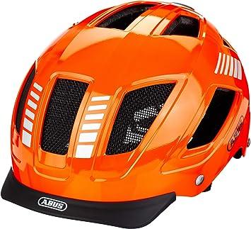 ABUS Hyban 2.0, casco da città, robusto, per uso quotidiano, con guscio rigido in ABS, per uomo e donna