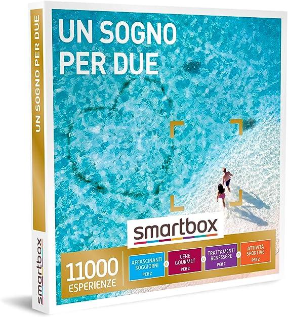 smartbox - Cofanetto Regalo Coppia - Un Sogno per Due ...