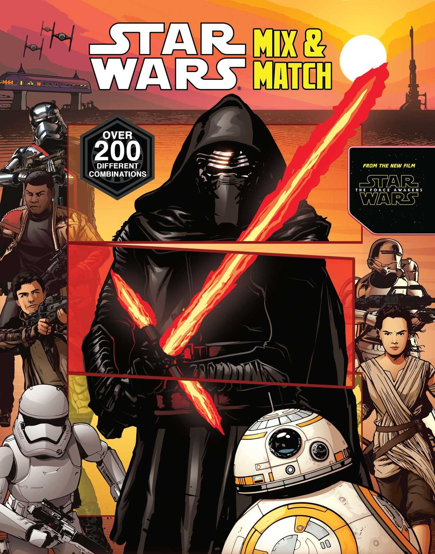 Download Star Wars: The Force Awakens: Mix & Match PDF