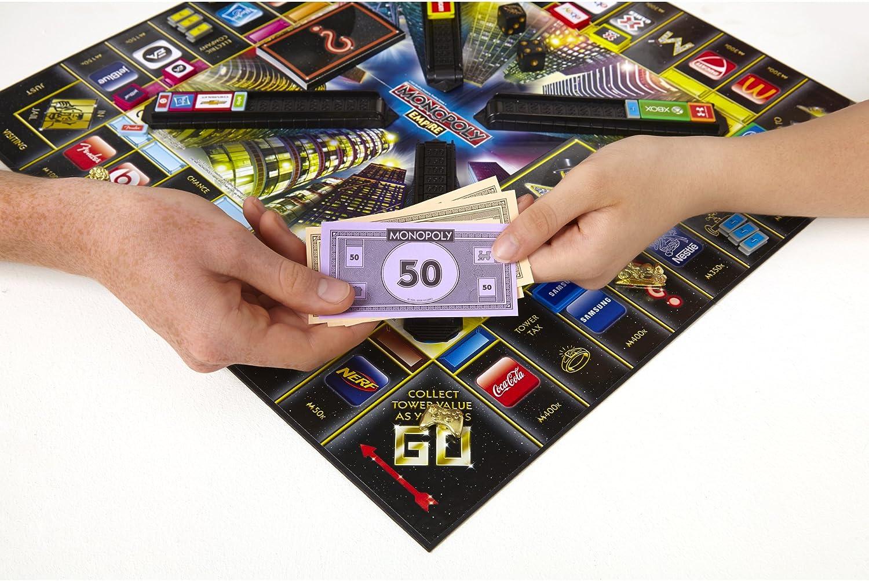 Monopoly Empire Game by Hasbro: Amazon.es: Juguetes y juegos