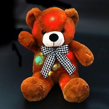 Amazon.com: Bstaofy - Oso de peluche con diseño de oso de ...