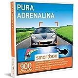 SMARTBOX - Caja Regalo - PURA ADRENALINA  - 900 actividades de aventura como conducción en Ferrari, parapente, submarinismo o autogiro