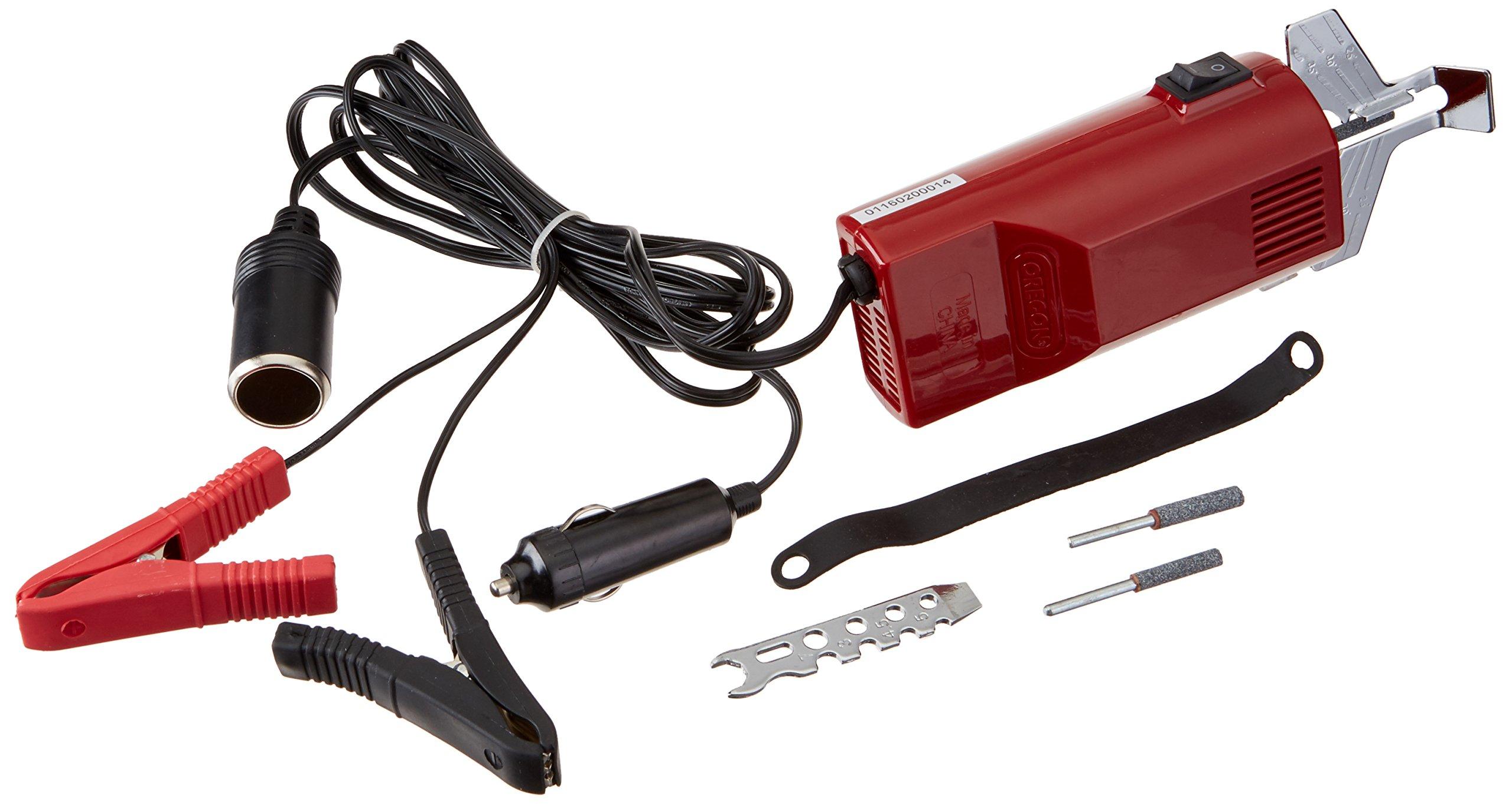 OREGON 28588A 12-Volt Electric Sure Sharp Saw Chain by Oregon