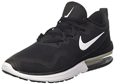 differently 89533 bf97b Nike Womens WMNS Air Max Fury, BlackWhite-Black, ...