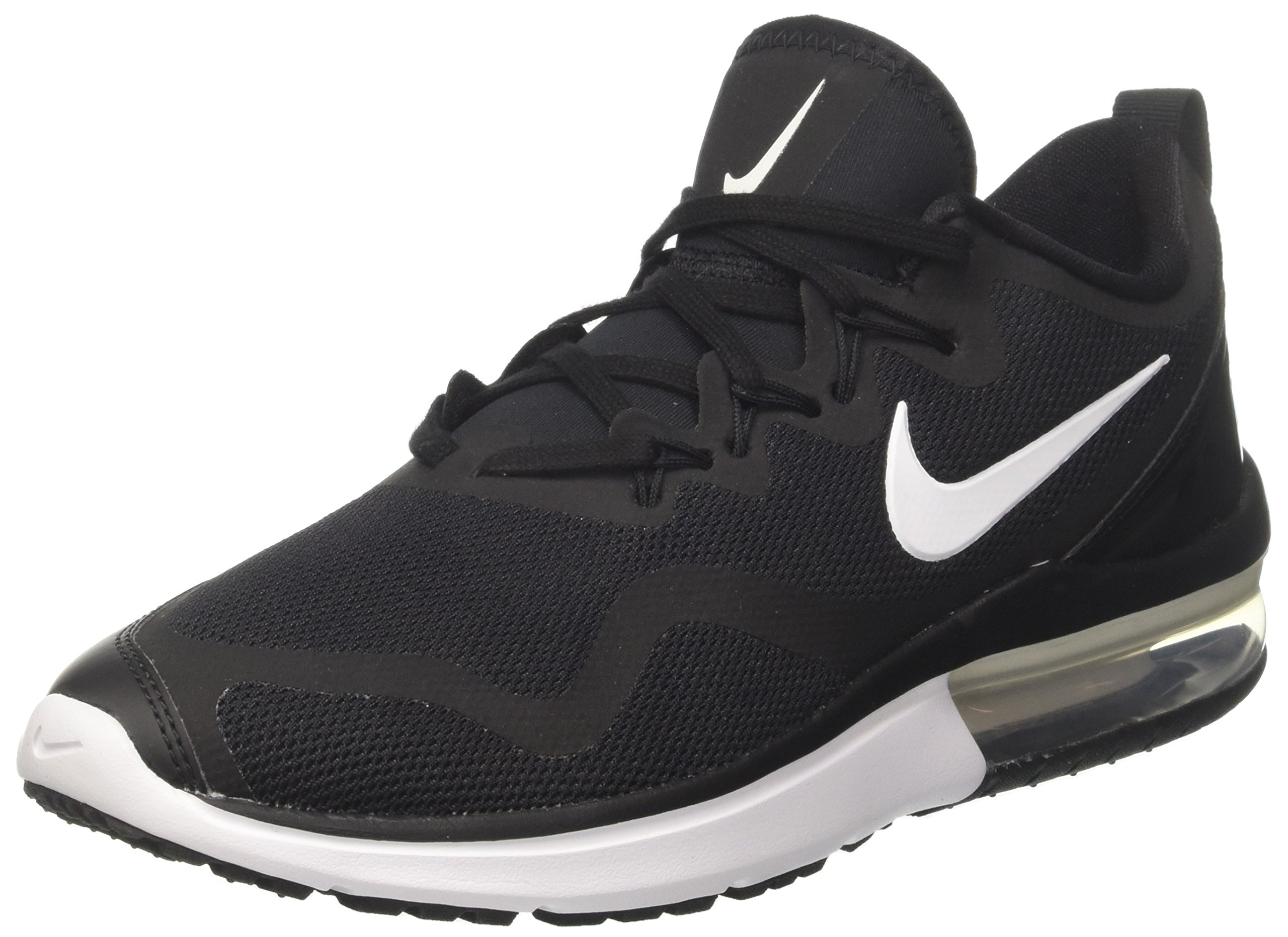 08c62b9236 Galleon - Nike Women's Air Max Fury Black/White-Black Low Top Cross Trainer  Shoe - 7M