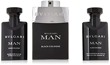 9d8aa01d42b59 Amazon.com   Bvlgari Man in Black 3 Piece Gift Set   Beauty