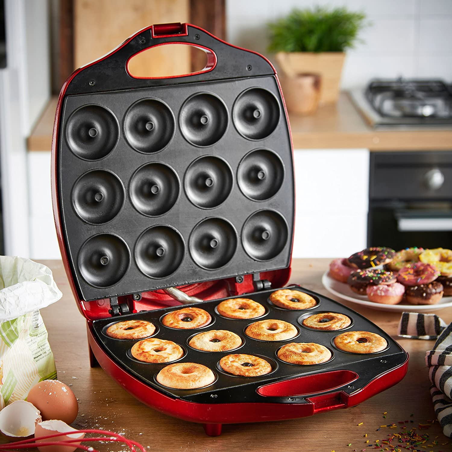 Mini Donut Electric Maker