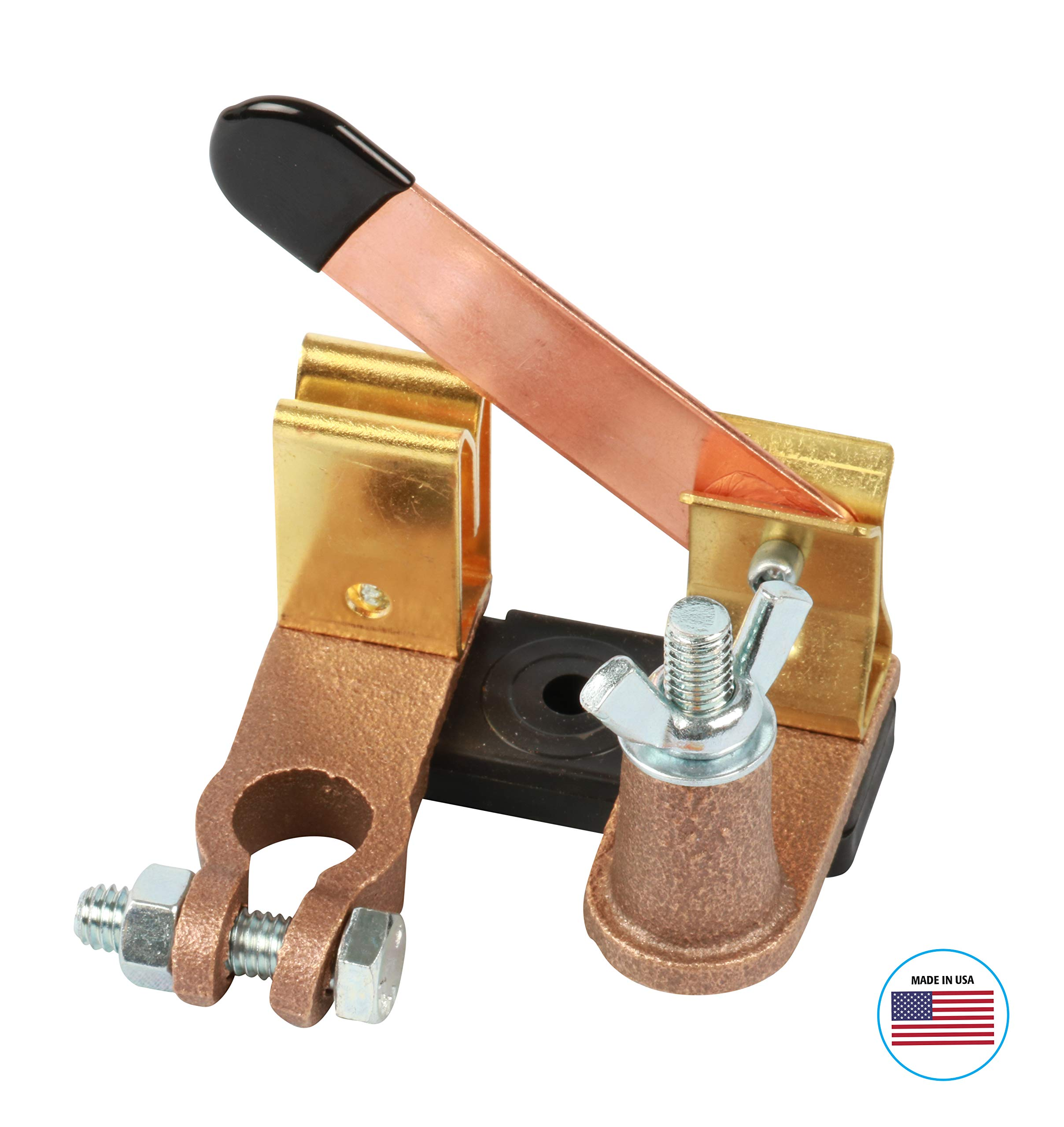 WirthCo 20148 Battery Doctor Knife Switch for Top Post Battery with Stud by WirthCo