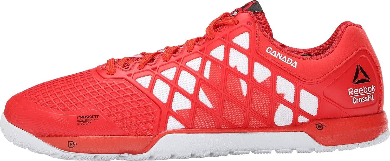042725f2 Men's Reebok Crossfit Nano 4.0 CANADA FlagPax Shoes Red M48435 (11)