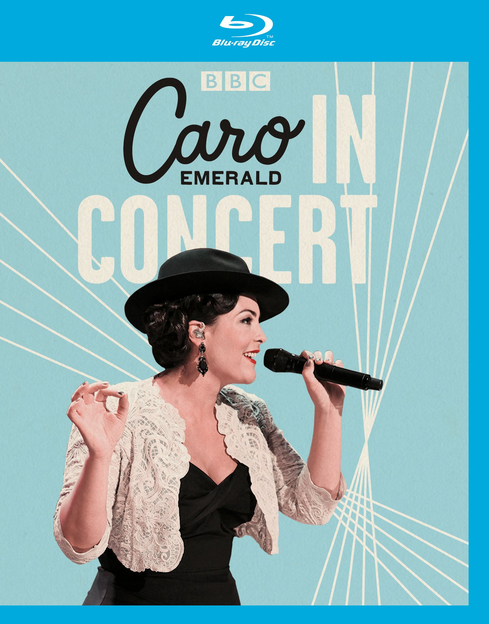 Blu-ray : Caro Emerald - In Concert (Blu-ray)